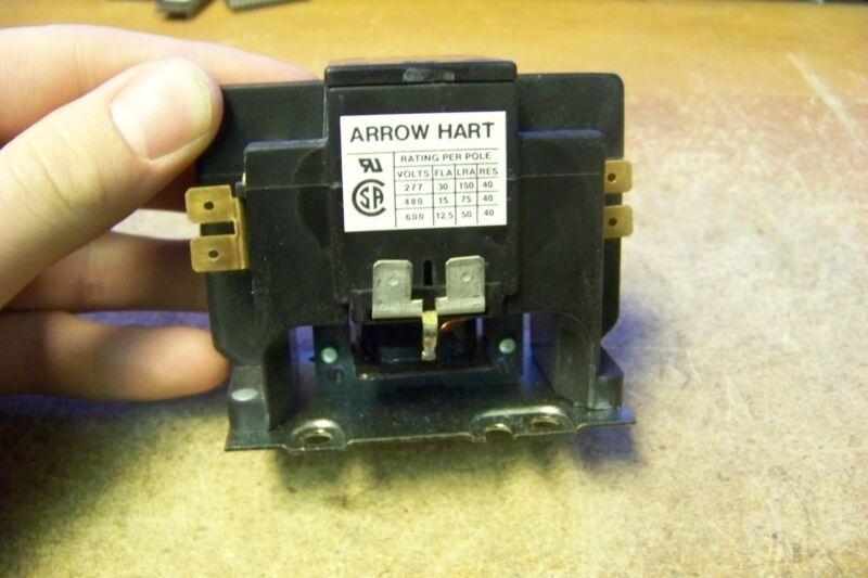 NEW Arrow-Hart C302U10 Magnetic Contactor 30/40AMP 2P 24V 50/60Hz