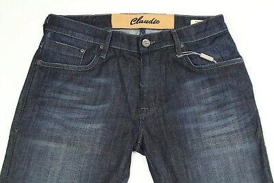 Mavi Daniel von Milano Herren Jeans Dunkle Waschung Niedrig Sitzende Skinny ()