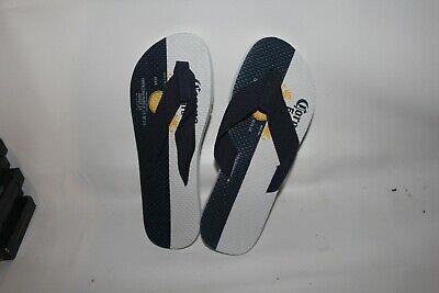 (A) Corona Extra Beer Flip Flops Sandals Mens Size XL 10-11 Beer Flip Flops Sandal