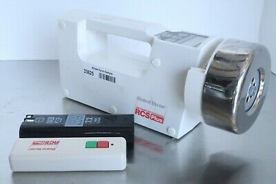 Biotest Hycon Rcs Plus Air Sampler 940310 7.2v 6w W Case Remote Battery