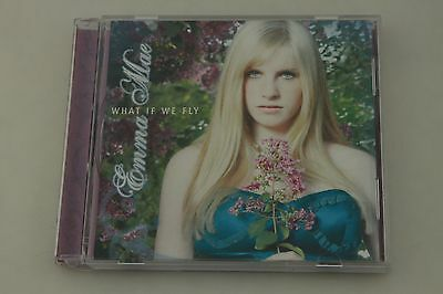 What If We Fly By Emma Mae  Radio Dj Promo Cd Single  2007