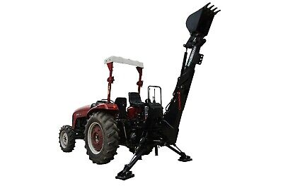 Bh-6 Backhoe From Victory Tractor Implements