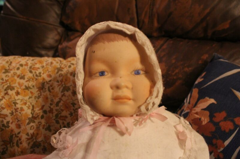 Anna Grace The Active Haunted Baby Doll With A Mysterious Past