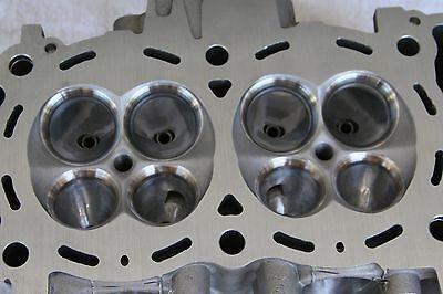 Polaris RZR XP 900 or 1000 CNC race valve job standard size or big valves.