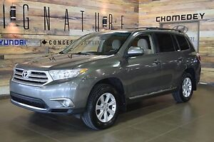 2012 Toyota Highlander AWD +7 passagers