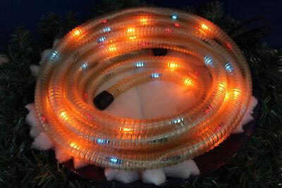 Partybeleuchtung Disko Deko-Lichtschlauch Tube Lights blinkend BUNT 6 Meter