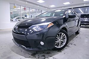 2014 Toyota Corolla  LE UPGRADE, ONE OWNER, CLEAN CARPROOF, NON