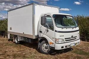 Hino Dutro 616 Van Launceston Launceston Area Preview