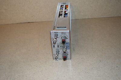 Tektronix 7a26 Dual Trace Amplifier Plug In Tp1022