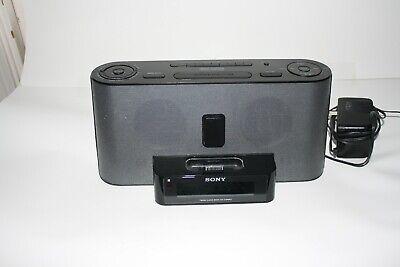 SONY IFC-C1IPMK2 CLOCK RADIO IPOD DOCK
