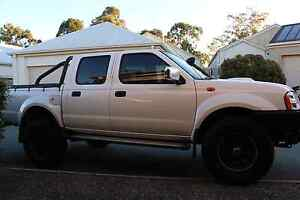 Nissan Navara D22 2009 Mango Hill Pine Rivers Area Preview