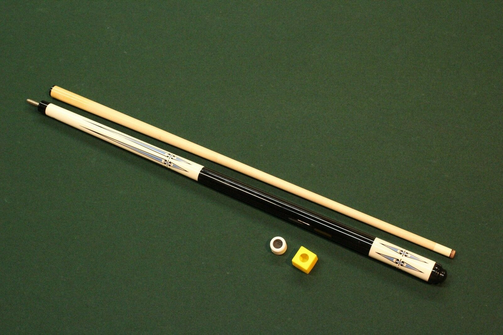 Brand New McDermott Pool Cue with Free Soft Case Accessories