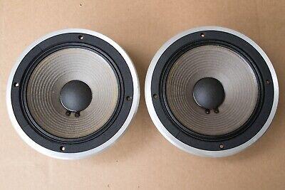 """Vintage JBL 2118J 8"""" Woofers Drivers Mid Range Speakers Pair"""