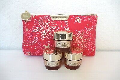 3 X Estee Lauder Revitalizing Supreme+ Global Cell Power Creme 15 ml each