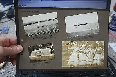 ApiA  Samoa.  original photos  27 x 19 cm