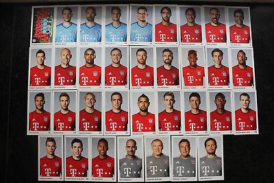 31 Autogrammkarten FC Bayern München Autogrammkarte # PAYPALZAHLUNG #Autogramm