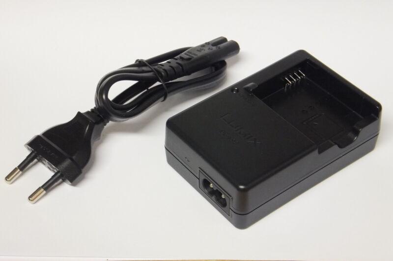 Panasonic original DE-A98 Ladegerät für  BLG10 Akku für GX7 GF6 LX100 Demo-Ware