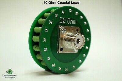 Dummy Load RF, Radio & Antenna testing 50 Ohm - General, Ham & CB Radio SO-239