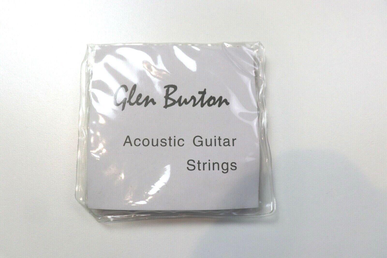 Glen Burton Acoustic electric cutaway guitar strings