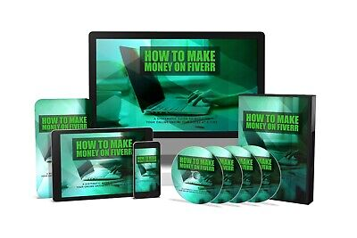 How To Make Money On Fiverr Video Upgrade With Free Shipping And Resell Rights