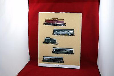 RAR!!!BTTB 1520 TT DR Set-Diesellok BR 110 104-7 + 4 Personenwagen/OVP