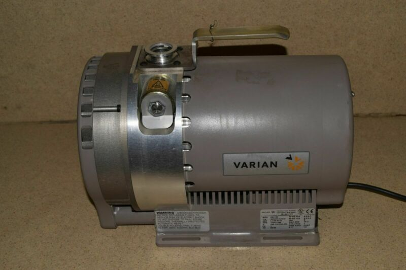 VARIAN SCROLL DRY PUMP MODEL SH-100 (#1)