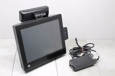 Hp Rp7 Pos Point Of Sale Touchscreen I3 3.3ghz Retail System 7800 Wnty 42021