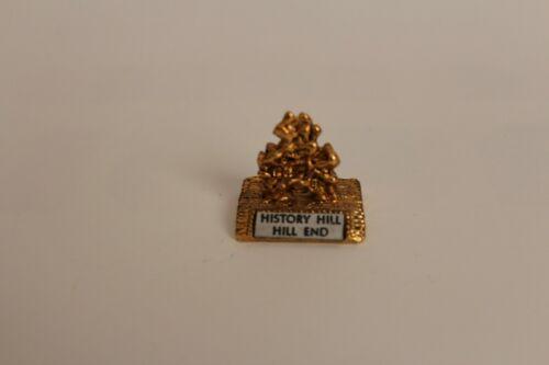 History Hill End Gold Nugget Figurine Bathurst