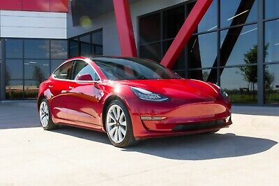2018 Tesla MODEL 3 LONG RANGE DUAL MOTOR 2018 TESLA MODEL 3 LONG RANGE DUAL MOTOR