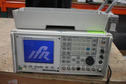 Aeroflex IFR Com-120C Communications Service Monitor