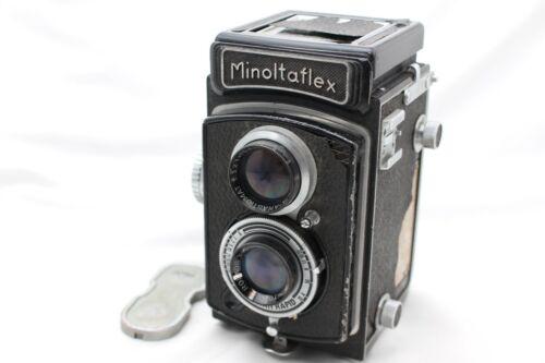 Minoltaflex TLR Film Camera w/1:3.5 Lens *As Is* #XX10