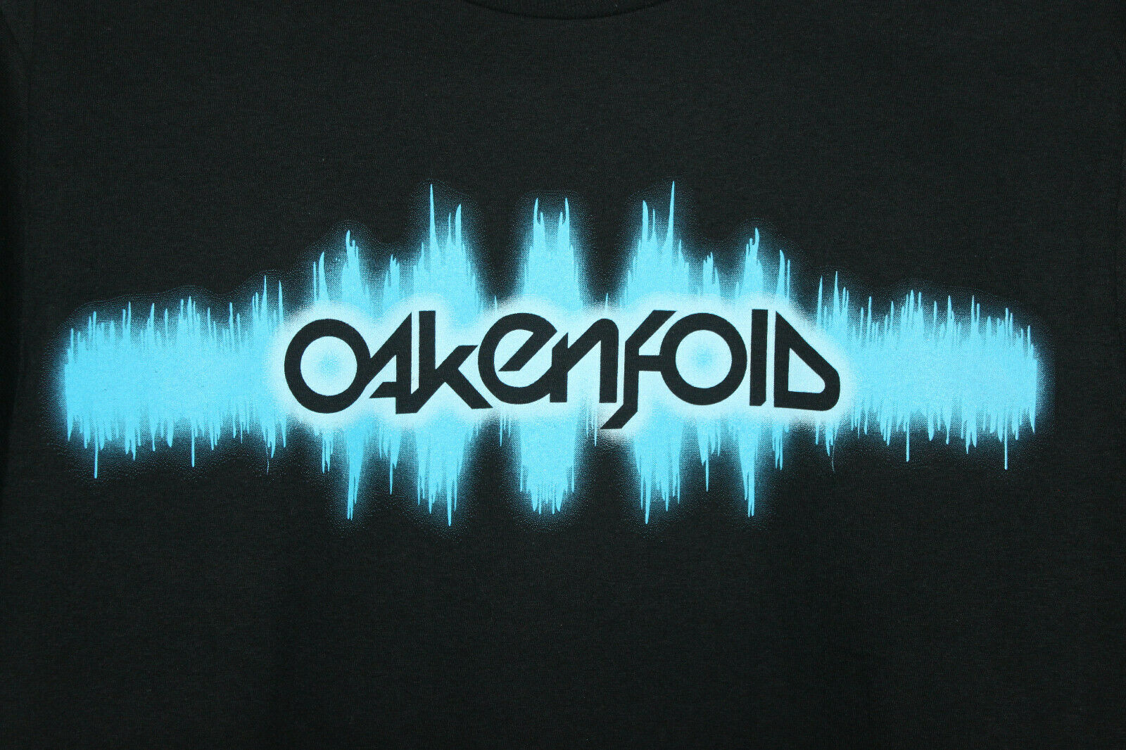 Paul Oakenfold Collectible Concert Tshirt - Size Medium - $14.99