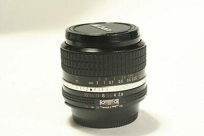 Nikon NIKKOR  24mm f/2.8  Ai Lens