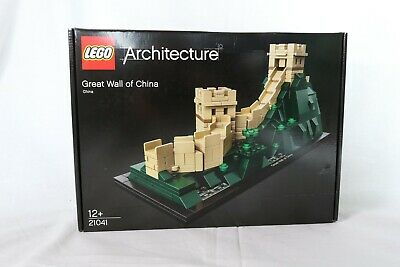 Lego Architecture Great Wall of China (21041) New in sealed box (NISB)