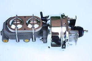 Chevy 0 60 >> 65 Mustang Power Brake Booster | eBay