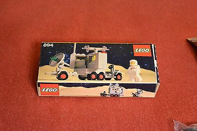 Lego Space 894 Mobile Ground Tracking Station