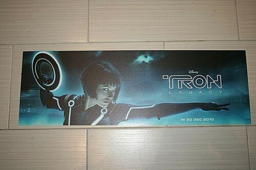 Authentic Disney Bus/tram sign (Tron Legacy)