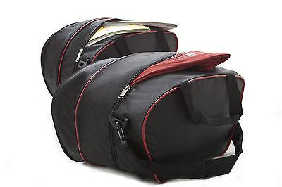1 Paar Innentaschen für Ducati Multistrada 1200 Motorradkoffer NEU