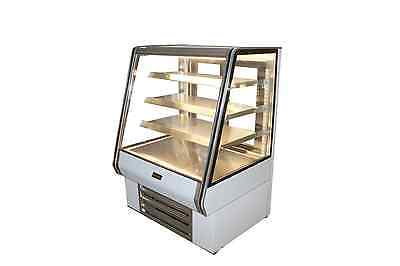 36 Brand New Us-made Cooltech High Bakery Display - Refrigerated Case