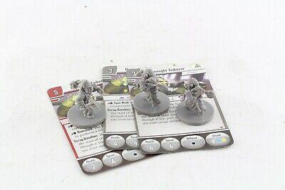 Star Wars Miniatures Ugnaught Tinkerer x 3 Imperial Assault Group Core Set V2