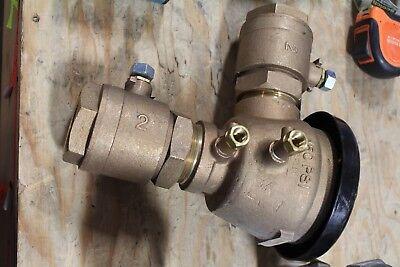 NEW Wilkins Pressure Vacuum Breaker Assembly 1020