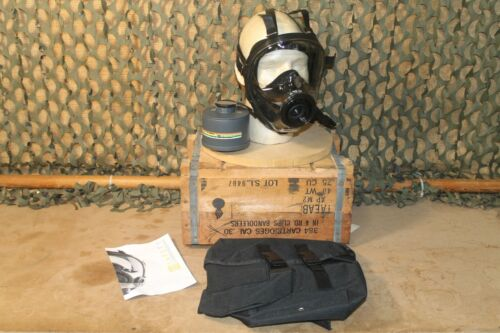 Brand new Mestel SGE-150 Mask with new filter and bag