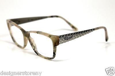 CHOPARD VCH100S  VCH 100S 9AY Silver - Grey Eyeglass Frame Eyewear 54-15-140