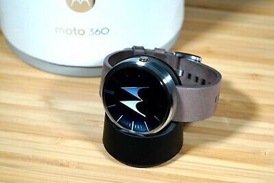Moto 360 Android Smart Watch