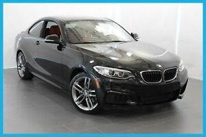 2016 BMW 2 Series 228i xDrive / M sport / Int rouge / Camera
