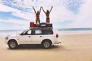 Mitsubishi Challenger 2003 Roof Top Tent Palm Beach Gold Coast South Preview