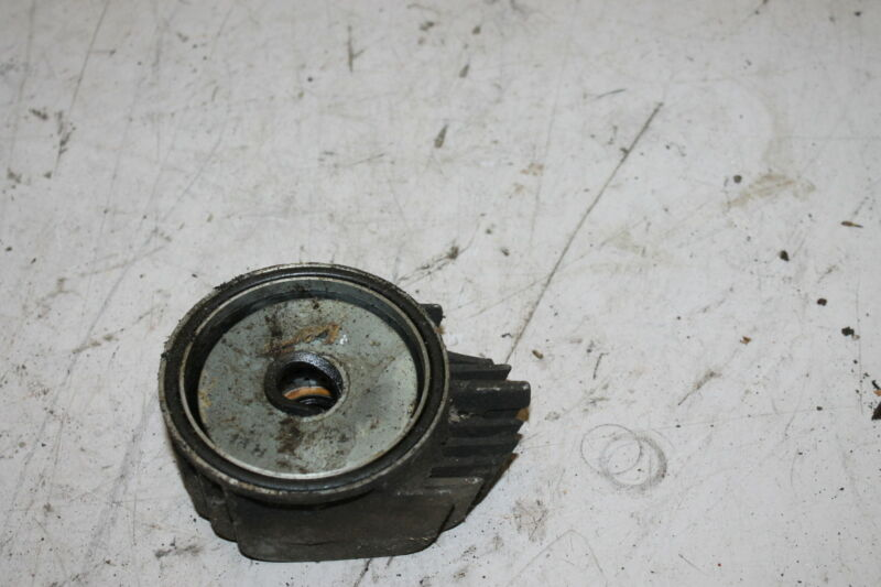 1981 YAMAHA XS400 XS 400 SPECIAL ENGINE OIL FILTER COVER
