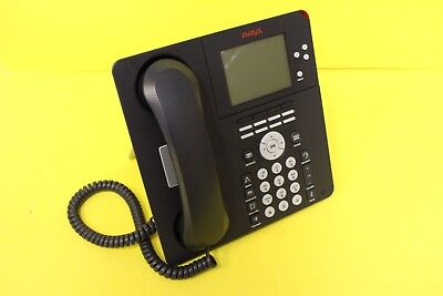 Avaya 9650 Ip Voip Office Business Telephone W Digital Display 700383938