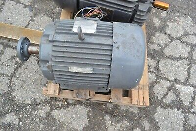 Pacemaker 15 Hp 1760 Rpm 254t Frame Electric Motor 220440