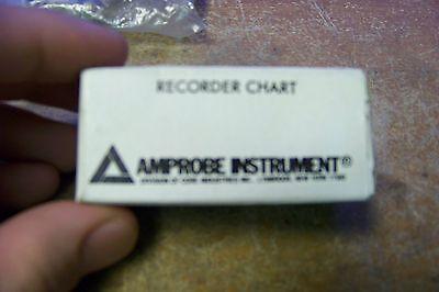 Nib Amprobe Instruments 800aa Recorder Strip Chart